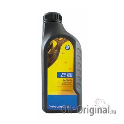 Моторное масло BMW Quality Longlife-01 5W-30 (1л)