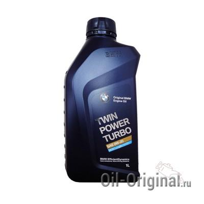 Моторное масло BMW TwinPower Turbo Longlife-14 FE+ 0W-20 (1л)