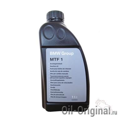 Трансмиссионное масло BMW Schaltgetriebe?l MTF-1 (1л)