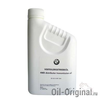 Трансмиссионное масло BMW Verteilergetriebeol 4WD TF 0870 (1л)