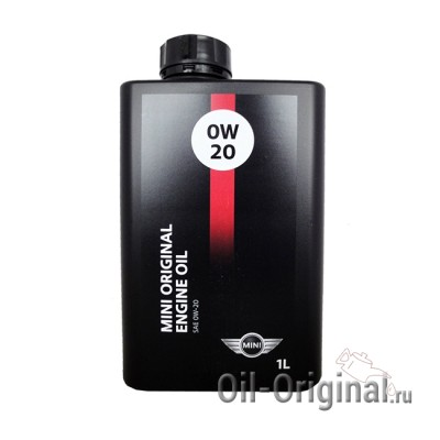Моторное масло BMW MINI Original Engine Oil Longlife-14 0W-20 (1л)