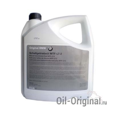 Трансмиссионное масло BMW MTF-LT-2 (5л)