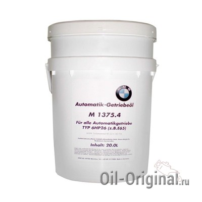 Жидкость для АКПП BMW Group ATF-2 Automatik-Getriebeoel M 1375.4 (20л)
