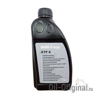 Жидкость для АКПП BMW ATF 6 Automatik-Getriebeoel (1л)