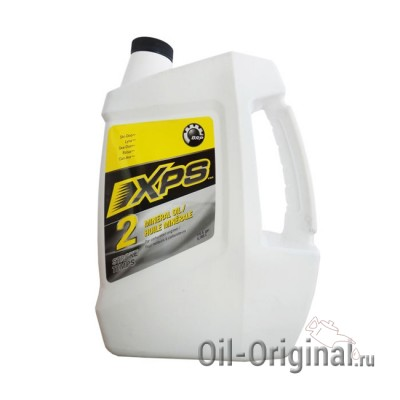Моторное масло BRP XPS 2-Stroke Mineral Oil (3,78л)