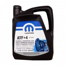 Жидкость для АКПП MOPAR ATF+4 (5л)
