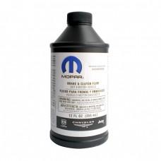 Тормозная жидкость MOPAR DOT-4 (0,35л)