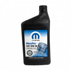 Моторное масло MOPAR MaxPro 10W-30 (0,946л)