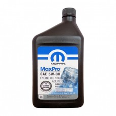 Моторное масло MOPAR MaxPro 5W-30 (0,946л)
