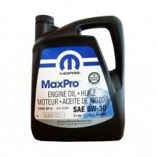 Моторное масло MOPAR MaxPro 5W-30 (5л)