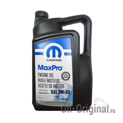 Моторное масло MOPAR MaxPro 5W-20 (5л)