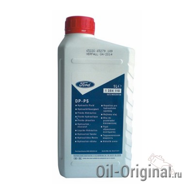 Жидкость гидроусилителя руля FORD DP-PS (1л)