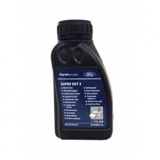 Тормозная жидкость FORD Super DOT-4 (0,25л)