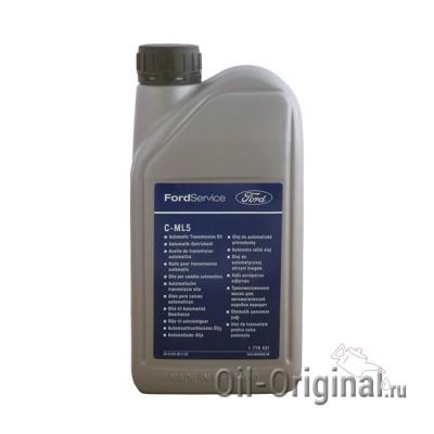 Трансмиссионное масло для АКПП FORD ATF C-ML5 (1л)