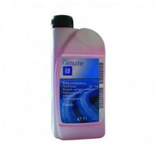 Антифриз концентрированный GM Kuhlerfrostschutz. Antifreeze (1л)