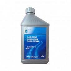 Тормозная жидкость GM DOT-3 Brake Fluid (0,5л)