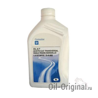 Жидкость для АКПП GM OIL-A/T (1л)