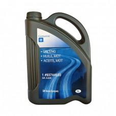 Моторное масло GM Gasoline 5W-30 (6л)