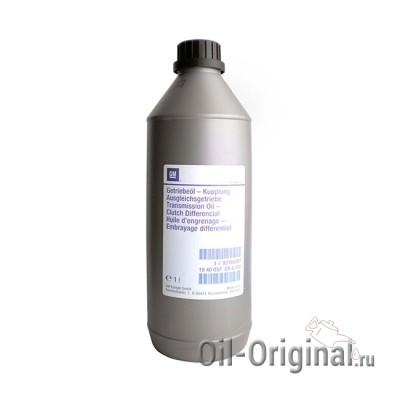 Трансмиссионное масло GM Getriebeoel-Kupplung (1л)