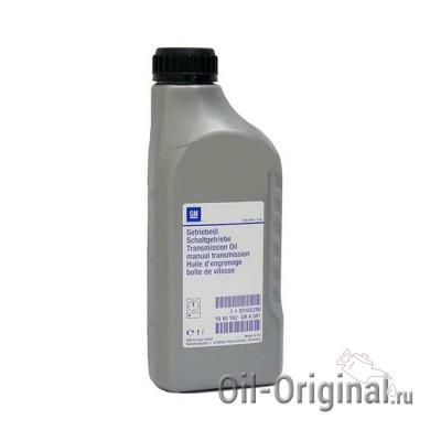 Трансмиссионное масло GM Getriebeoel Schaltgetriebe 75W-85 (1л)