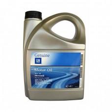 Моторное масло GM Motor Oil Dexos2 5W-30 SM/CF (4л)