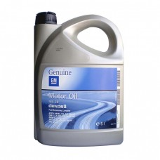 Моторное масло GM Motor Oil Super Synthetic 5W-30 SL/CF (5л)