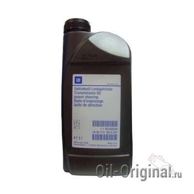 Жидкость гидроусилителя руля GM Getriebeoel Lenkgetriebe (1л)