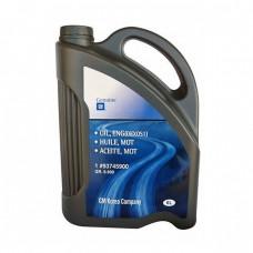 Моторное масло GM Dexos1 5W-30 (6л)