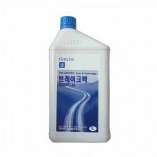 Тормозная жидкость GM DOT-3 Brake Fluid (1л)