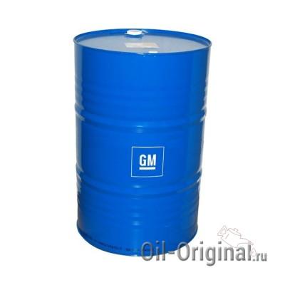 Моторное масло GM Motor Oil Dexos2 5W-30 SM/CF (205л)