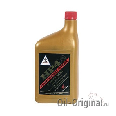 Моторное масло HONDA HP4 4-Stroke Motocycle Oil 10W-40 (0,946л)