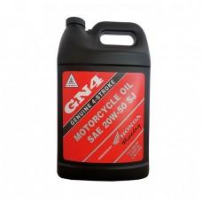 Моторное масло HONDA GN4 4-Stroke Motocycle Oil 20W-50 (3,78л)