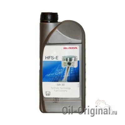Моторное масло HONDA Engine Oil HFS-E 5W-30 SL/CF (1л)