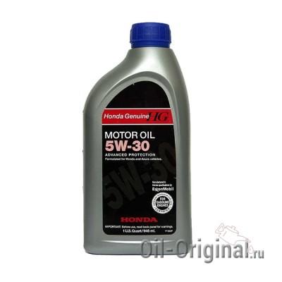 Моторное масло HONDA Motor Oil 5W-30 SM (0,946л)