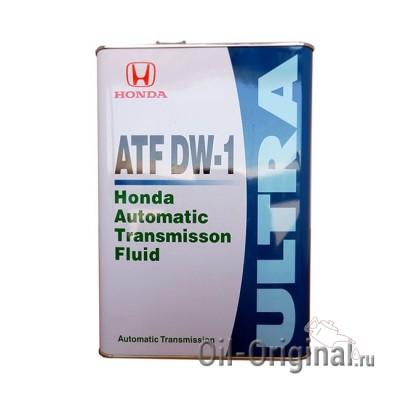 Жидкость для АКПП HONDA ATF DW-1 Ultra (4л)