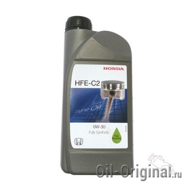 Моторное масло HONDA Engine Oil HFE-C2 0W-30 (1л)