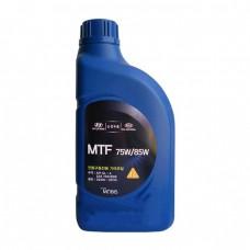 Трансмиссионное масло Hyundai MTF 75W/85W GL-4 (1л)