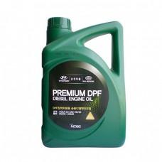 Моторное масло Hyundai Premium PC Diesel 10W30 CH-4 (6л)