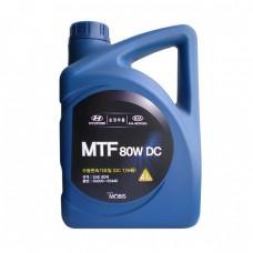 Трансмиссионное масло Hyundai MTF SAE 80W DC (4л)