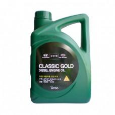 Моторное масло Hyundai Classic Gold Diesel 10W30 CF-4 (4л)