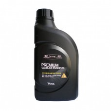 Моторное масло Hyundai Premium Gasoline 5W20 SL (1л)