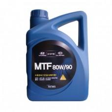 Трансмиссионное масло Hyundai MTF SAE 80W90 GL-4 (4л)