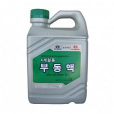 Антифриз концентрированный Hyundai Long Life Coolant (2л)