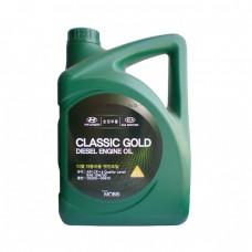 Моторное масло Hyundai Classic Gold Diesel 10W30 CF-4 (6л)