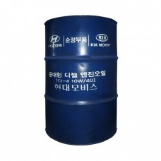 Моторное масло HYUNDAI Commercial Diesel 10W-40 CI-4 (200л)