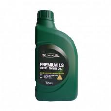 Моторное масло Hyundai Premium LS Diesel 5W-30 CH-4 (1л)