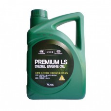 Моторное масло Hyundai Premium LS Diesel 5W-30 CH-4 (4л)