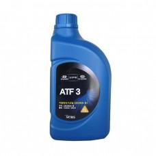 Жидкость для АКПП Hyundai ATF 3 DEXRON 3 (1л)