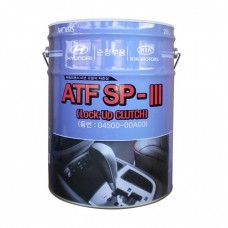 Жидкость для АКПП Hyundai ATF SP-3 (20л)