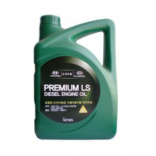 Моторное масло Hyundai Premium LS Diesel 5W-30 CH-4 (6л)